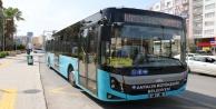29 Ekimde belediyeye ait toplu ulaşım araçları ücretsiz
