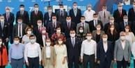 Alanya Ak Parti yönetiminde görev dağılımı yapıldı