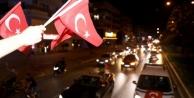 Alanya Belediyesi cumhuriyet coşkusunu ev ve sokaklara taşıdı