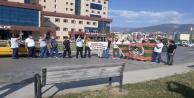 Alanya#039;da Esap komutana moral ziyareti