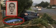 Alanya#039;da feci kaza: 1 ölü, 1#039;i ağır 2 yaralı var
