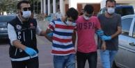 Alanya#039;da uyuşturucu operasyonu: 4 gözaltı var