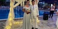 Alanya#039;nın en büyük nikah organizasyonunu kendileri düzenledi