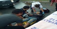 Alanyada feci kaza: 3 kişi yaralandı
