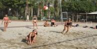 Alanyada spor turizmi gelişiyor
