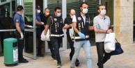 Antalya merkezli FETÖ operasyonu: 25 gözaltı var