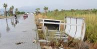 Fırtınada bir kişi hayatını kaybetti