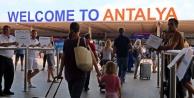 İşte Antalya#039;nın Eylül ayı turist raporu