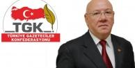 TGK: Gazetecilerin yıpranma hakkı basın kartına bağlanmamalı