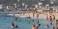 Turizm geliri üçüncü çeyrekte yıllık bazda yüzde 71,2 azaldı