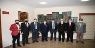 """Vali Yazıcı: Muhtarlara her türlü desteği sunmaya hazırız"""""""