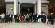 Alanya Ak Gençlik#039;te görev dağılımı yapıldı