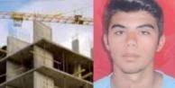 Alanya#039;da çalıştığı inşaattan düşen genç öldü