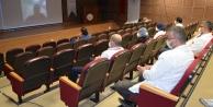 Alanya#039;da sağlık personeline online Covid-19 eğitimi