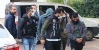 Alanya#039;da uyuşturucu operasyonunda 3 tutuklama