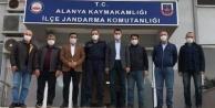 Alanya jandarmada avokado hırsızlığı zirvesi