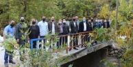 Alanya MHP#039;den Bozkurt Köprüsü#039;ne bakım