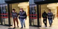 Alanyada restoran ve otelden hırsızlık yapan 2 şüpheli yakalandı