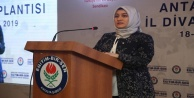 Atalay: quot;Şiddet virüsünün aşısı örgütlü mücadeledirquot;