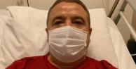 Başkan Böcek#039;in sağlık durumu iyiye gidiyor