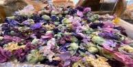 Birçok hastalığa iyi gelen Hatmi çiçeğinin kilosu 200 lirayı buluyor