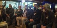 CHP İl Başkanı Bayar#039;dan Aras için taziye ziyareti