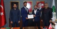 Gelecek Partisi#039;nin Alanya Gençlik Kolları Başkanı belli oldu