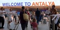 İşte 10 ayda Antalya#039;nın ağırladığı turist sayısı