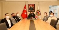 MHP Turizm Komisyonu#039;ndan Başkan Yücel#039;e ziyaret
