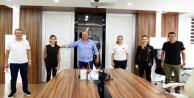 Uysaldan Kiev#039;de Türkiyeyi temsil edecek sporcuya başarı dileği