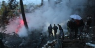Yaylada yangın faciası: 2 ölü var