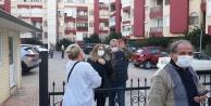 Alanya#039;da deprem korkusu korona dinlemedi. Halk sokağa indi