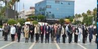 Alanya#039;da kadınlar  5 Aralık için toplandı