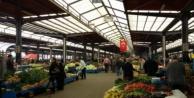 Alanya#039;daki halk pazarları için flaş karar
