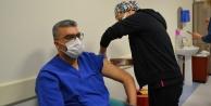 Alanya#039;da Covid-19 aşısı yapılan kişi sayısını açıkladı