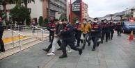 Alanya#039;da #039;Dalgakıran#039; operasyonunda 20 şüpheli daha adliyeye sevk edildi