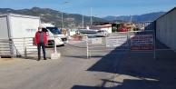 Alanya#039;daki o bölge araç trafiğine kapatıldı