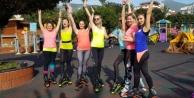Alanya#039;daki Rus kadınların yeni trendi