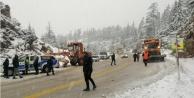 Alanya-Konya yolunda feci kaza! Ölü ve yaralılar var
