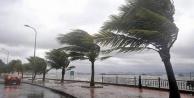 Alanya#039;ya sağanak yağış uyarısı