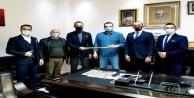 Alanyastars Hokey Kulübü yönetimi teşekkür ziyaretlerine devam ediyor