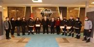 ALKÜ#039;de ilk kursiyerler sertifikalarını aldı
