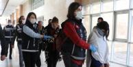 Antalyada 1 milyon liralık ziynet eşyası vurgunu yapan 'Altın Kızlar tutuklandı