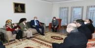 Cumhurbaşkanı Erdoğan#039;dan ev ziyareti