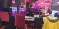 Eğlence mekanına baskın: 17 kişiye 47 bin TL ceza