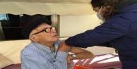 Huzurevi sakinleri Covid 19 aşılarını yaptırdı