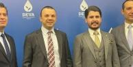 İşte DEVA Partisi#039;nin Alanya ilçe yönetimi