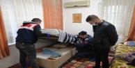 Alanya'da Jandarmanın film gibi uyuşturucu operasyonuna 25 tutuklama!