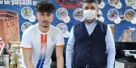 Kestelspor#039;a yeni forvet