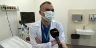 Koronavirüsü yenen doktor: #039;Bir daha işimi yapamayacağımı düşündüm#039;
